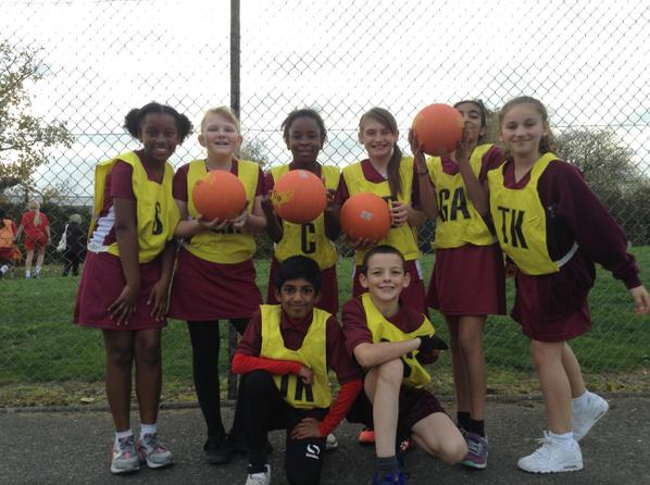 Ealing Netball Competition