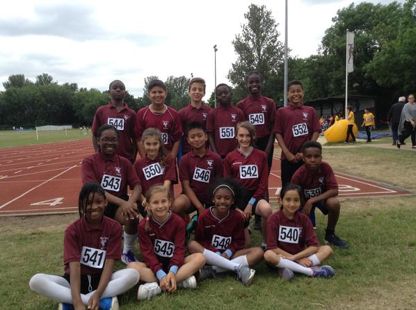 Ealing Athletics Competition