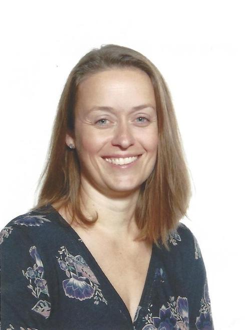 Mrs Rebecca Preece - Acting Headteacher