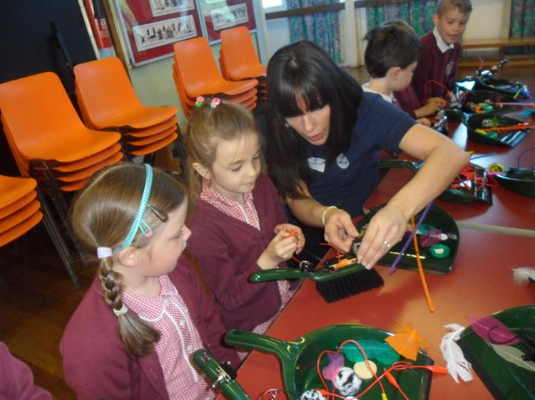 Making our circuit.