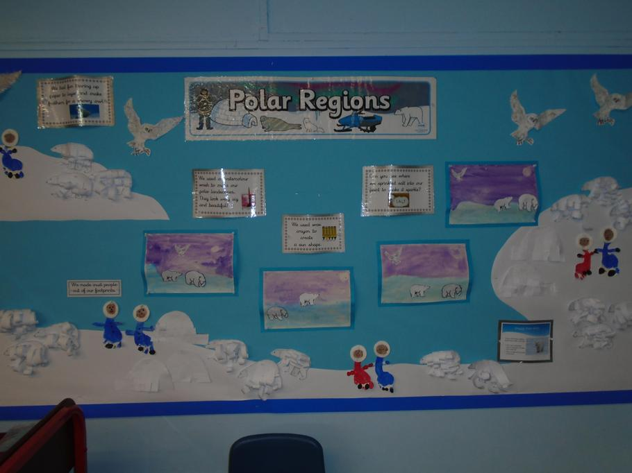 Polar Art Year 1