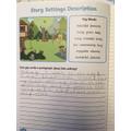 Eve's storytelling!