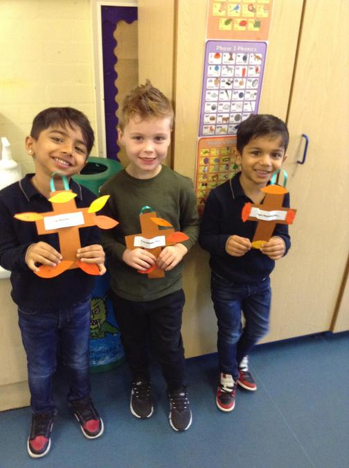 Our harvest day creations
