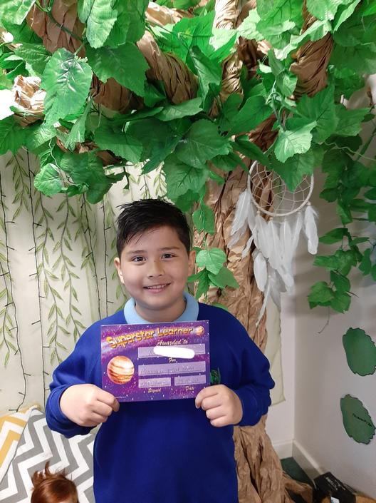 Well done Rojan! For having a great mindset and challenging yourself in everything
