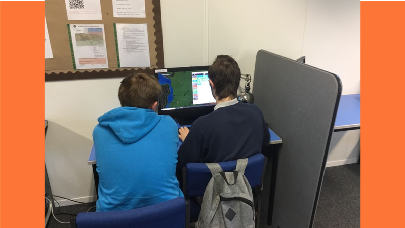 Learning to code in Minecraft