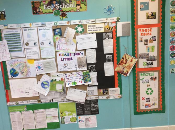 School Eco Board
