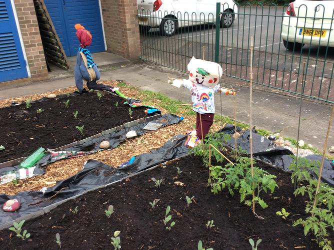Year One's Scarecrow