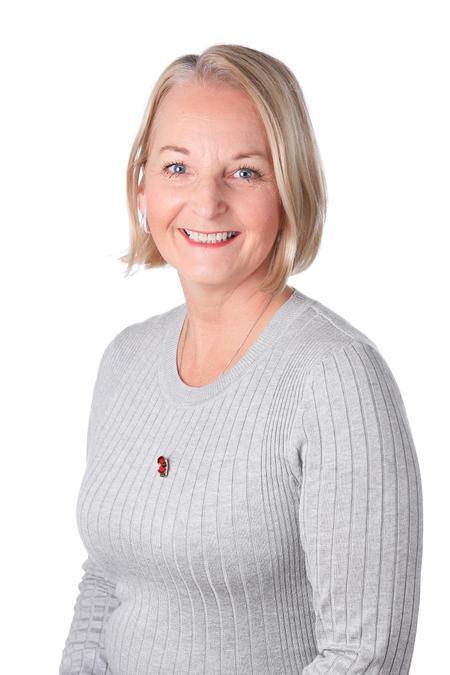 Mrs Alison Penny Headteacher