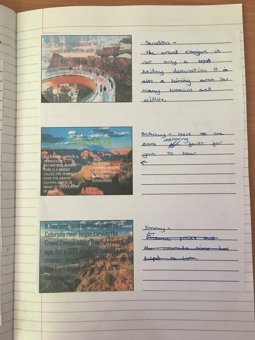 PowerPoint Presentation Grand Canyon Year Six