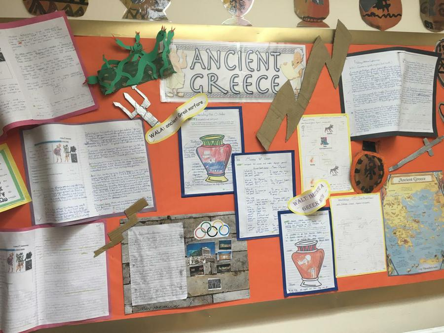 Ancient Egypt Project Year Five