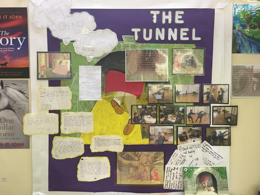 Take One Book - The Tunnel (Whole School)