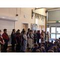 Woodpecker Assembly