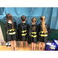 Bat capes!