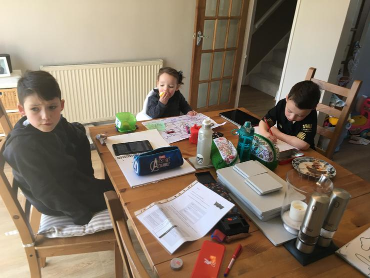 Family learning at its best