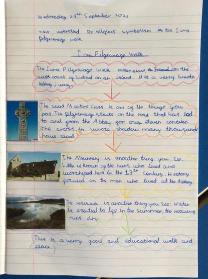 Iona pilgrimage walk
