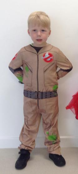 Louis from Ghostbusters