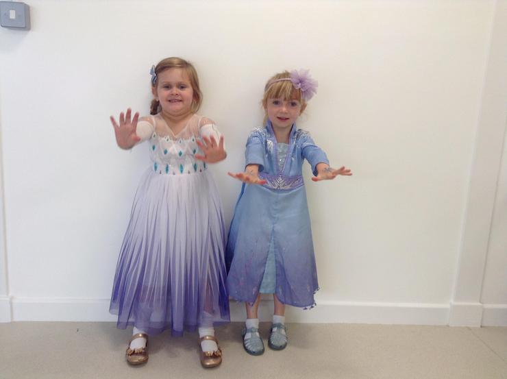 Ice Queens!