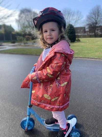 Scooting around
