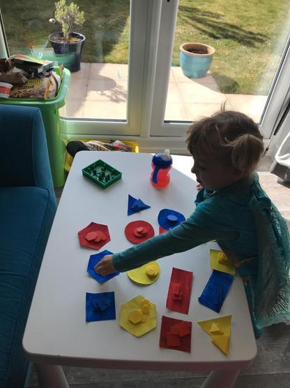 Wow! So many shapes!
