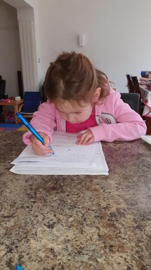 Purposeful writing (planning Alan's next lesson)