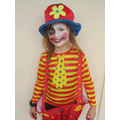 Really scary clown