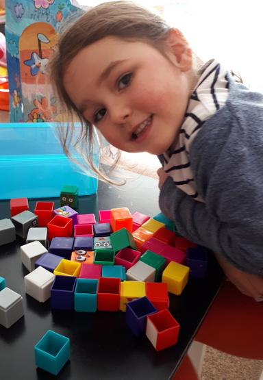 Numberblocks maths