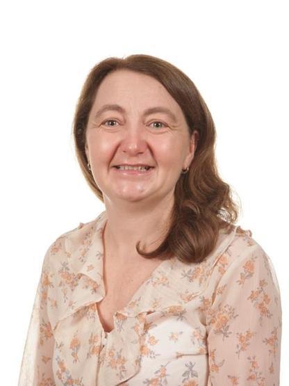 Mrs Evans (Green Class)