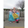 Princesses & Snow White too