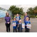 2021 Formby Library Summer Reading Challenge WINNERS