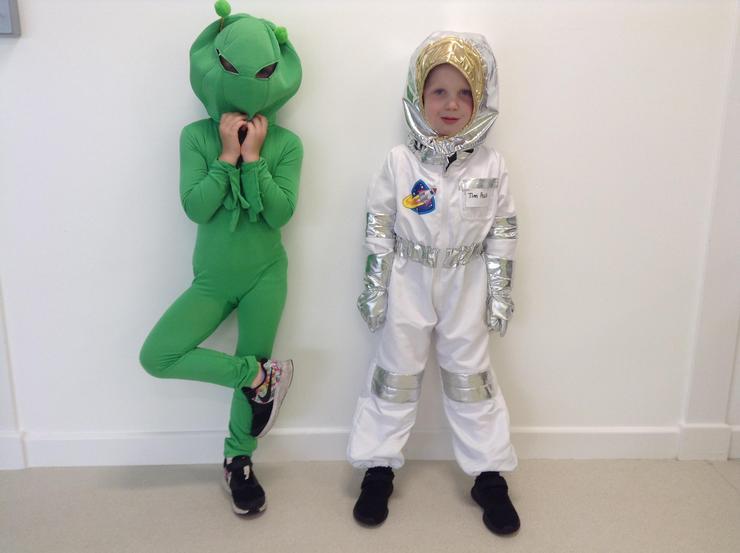 Alien, Tim Peake