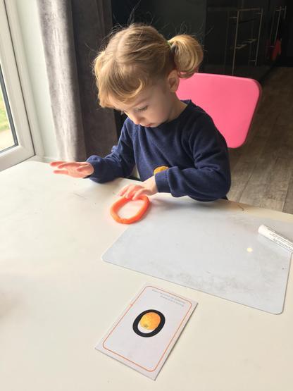 O is for orange!