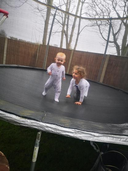 TRampoline exercises