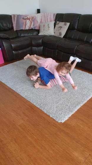 Yoga kids!
