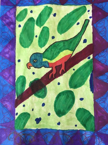 Phoebe's beautiful artwork