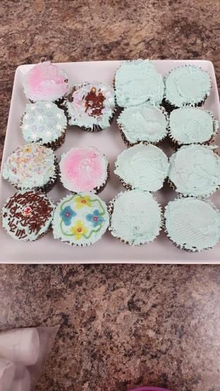 Delicious home made cakes!