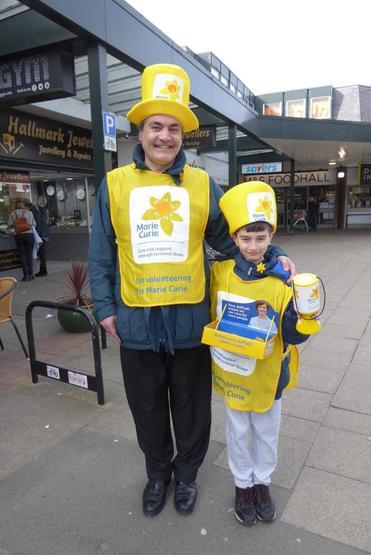 £119.12 raised for Marie Curie - BRILLIANT!