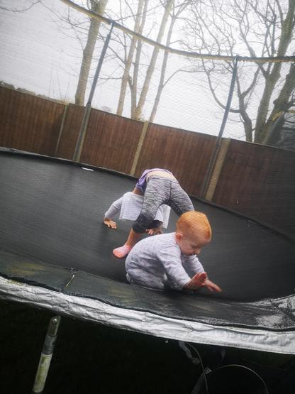 Gymnastics and bouncing