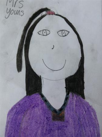 Mrs Younis, Gorilla's Teacher