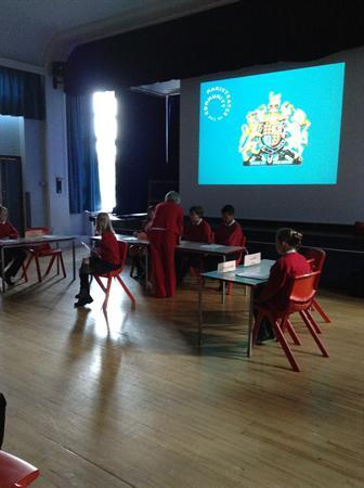 Magistrates in the Community