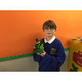 Scott's Lego Model Orangutan