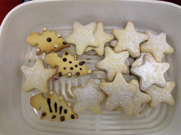 Project Homework - Christmas Cookies