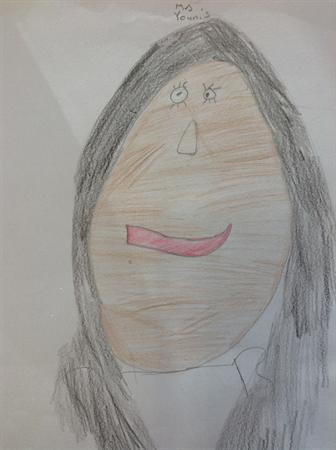 Mrs Astbury, Orangutan's Teacher