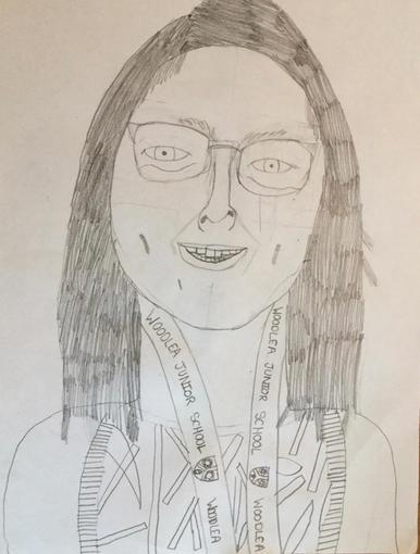 Mrs Strickland, Assistant Head, Leopard's Teacher