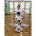 In dance we learnt a Native American grass dance