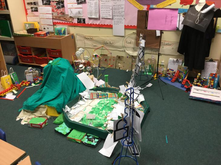 We created Box Hill...