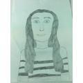 Maisie's portraits.