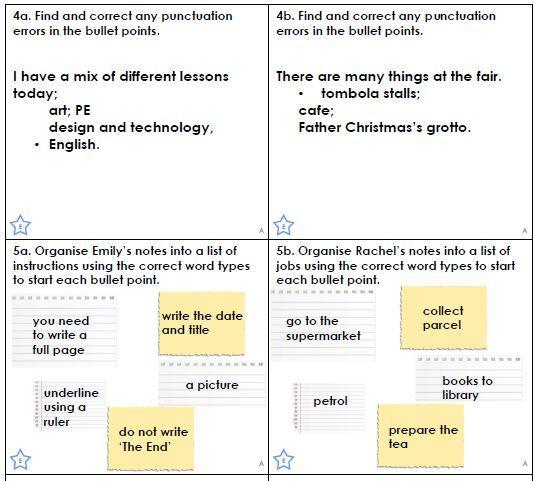 Classroom Secrets Task 1