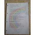 Have a read of Ella's beautiful poem.