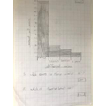 Lilly has completed a graph for maths!