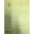 A letter from Spain